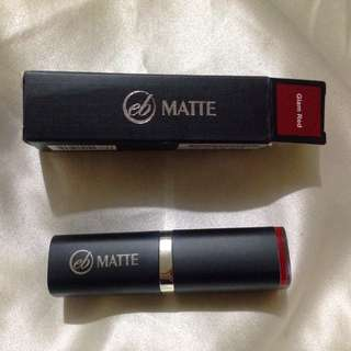 Ever Bilena Matte Lipstick in Glam Red