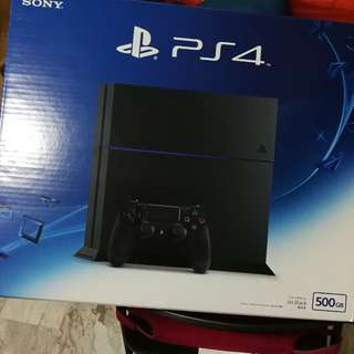 PS4 in good working condition