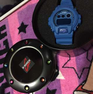 G-Shock DW-6900MM (blue)