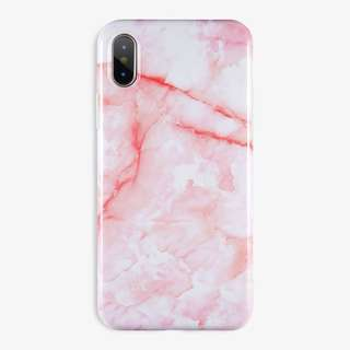 Glossy Marble IMD case for Iphone 5, 5s, Se, 6, 6plus, 6s, 6splus, 7, 7plus, 8, 8plus, X