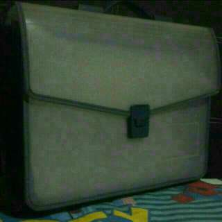 Bag  Big Enough For drawing Board And Art Materials With A Snaplock And A Holder For Nametag  Pick Up Buangkok hougang Mrt