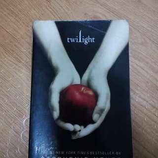 Twilight and New Moon