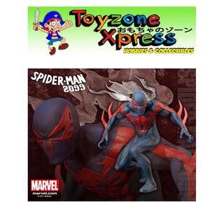 Kotobukiya - Marvel Universe - ARTFX+ Spider-Man 2099