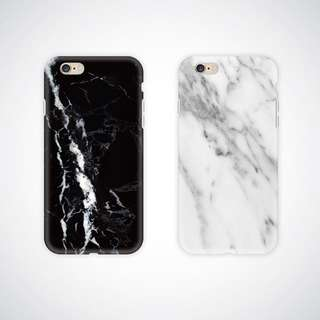 Glossy Marble imd case for  Iphone 5, 5s, Se, 6, 6plus, 6s, 6splus, 7, 7plus, 8, 8plus, X