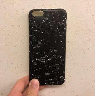 星座圖 天體圖 iPhone 6/6s 手機殼