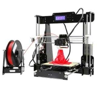 Anet A8-L 3D Printer