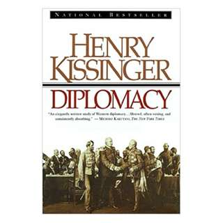 Diplomacy (Touchstone Book) BY Henry Kissinger