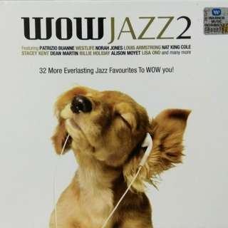 arthcd WOW JAZZ 30 Favourites 2CD ALISON MOYET, BILLIE HOLIDAY, NAT KING COLE, LOUIS ARMSTRONG, CANDY DULFER, NINA SIMONE, JULIE LONDON, HOLLY COLE, STACY KENT, LISA ONO, CHET BAKER, DEAN MARTIN, DINAH WASHINGTON, PERRY COMO, BOBBY DARIN, NORAH JONES etc
