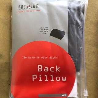 Crossing BN back pillow