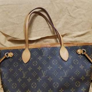 LV - Nevefull Monogram Handbag