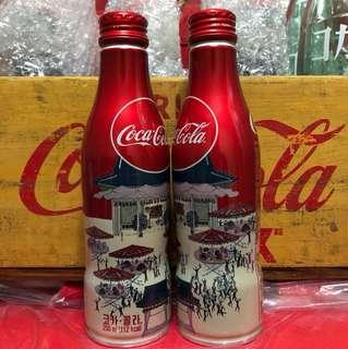 韓國可口可樂 Coca Cola鋁樽