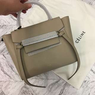 Celine. Mirco belt bag