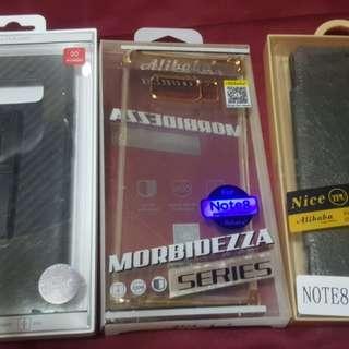 Note 8 bundled case