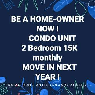 Affordable CONDO !