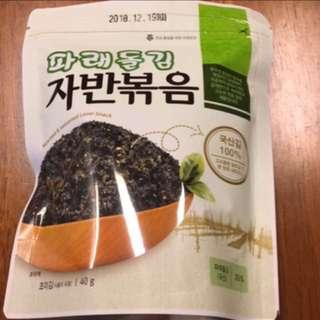 🚚 韓國海苔酥