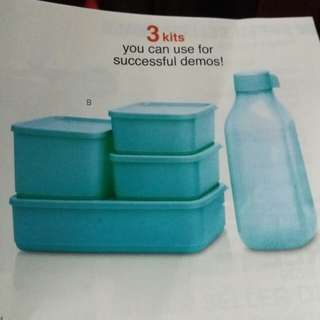tupperware First Fridge set-1250