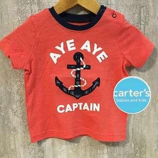 Baju Anak Laki Carters T-shirt