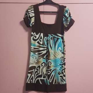 Brown Dress/Top