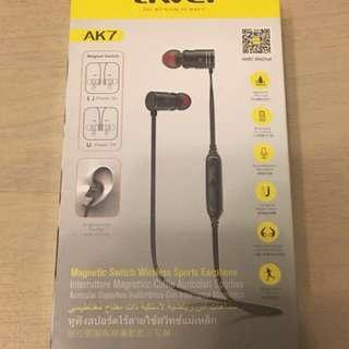 Awei AK7 智能磁控藍芽耳機