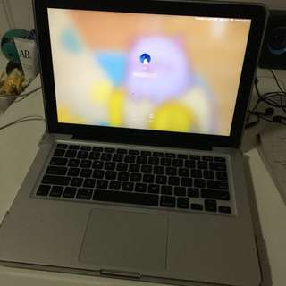 Macbook Pro-13 inches (2013 version)
