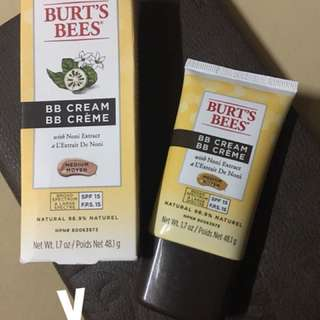 Burt's bees BB CREAM MEDIUM MOYEN