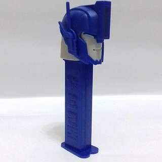 (RM15Jadi) Hasbro Animated Optimus Prime Pez Dispenser