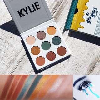 💄 Kylie Jenner Kylie Cosmetics The Blue Honey Kyshadow Eyeshadow Palette New Ed