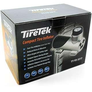 Tiretek Compact Tyre Inflator