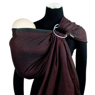 BN DidySling Metro Stendhal Linen by Didymos (ring sling/ baby sling/ baby carrier)