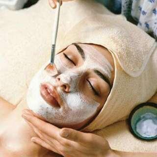Facial home services