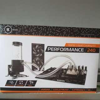 EKWB Performance 240 Custom Water Cooling Kit