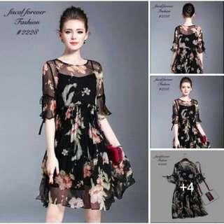 dress freesize s to large