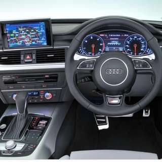 Looking for Audi A6 C7 Parts