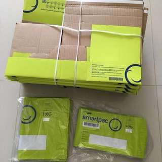 $3.20 to $4.80 singpost smartpac