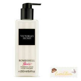Victoria Secret Bombshell Paris Fragrance Lotion