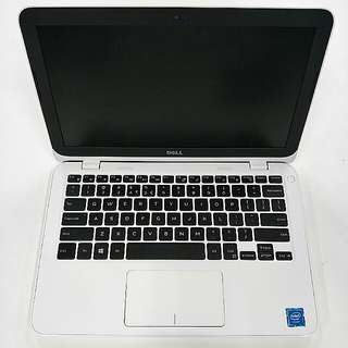 DELL Inspiron Laptop (White)