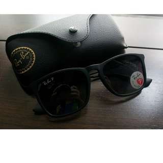 RAY BAN CHRIS LENSES: Grey Gradient  Model code: RB4187 622/8G 54-18 rayban brand new