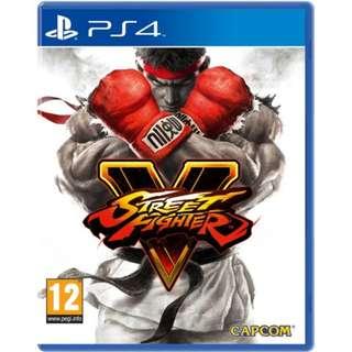 Street Fighter V (街霸5) PS4 正版數位版