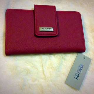 Kenneth Cole Reaction Wide wallet
