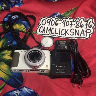 Lumix Lx7 with accesories