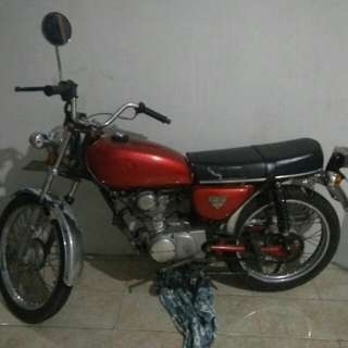 Honda cb tahun 74