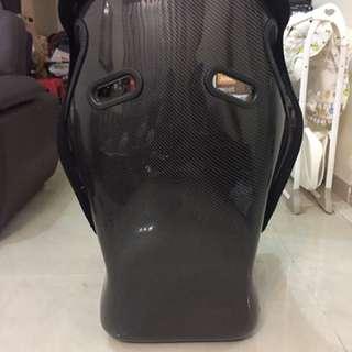 original SSCUS. carbon fiber seat