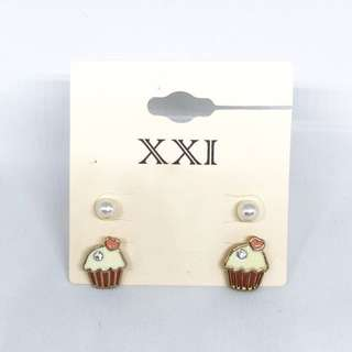 Cupcakes Earrings