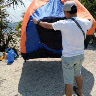 Tent (6 people)