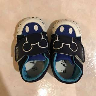 Disney Mickey Mouse Pre-Walker Baby Shoes