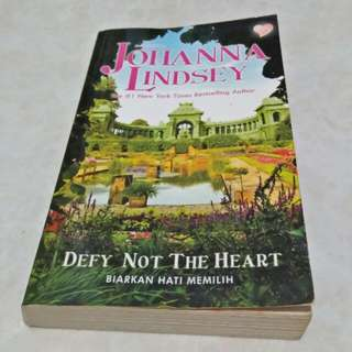 🍍 Novel - Defy Not The Heart