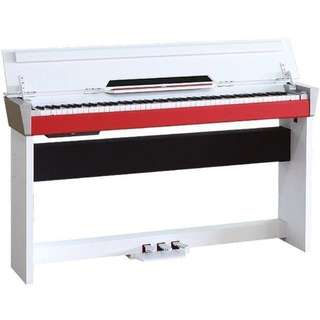 Medeli Piano CDP6000 Red/White for sale