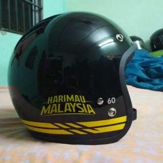 Helmet sgv harimau malaya