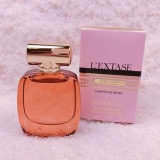 Nina Ricci L'Extase Caresse de Roses 薔薇之鍊女性淡香精5ml