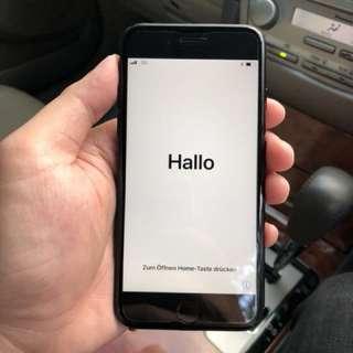 Iphone 7 256 Blackjet SANGAT MULUS